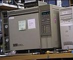 What is a gas chromatograph?