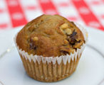 Omega-3 enriched muffin