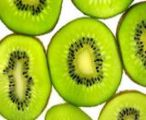 Kiwifruit enzymes help digestion.